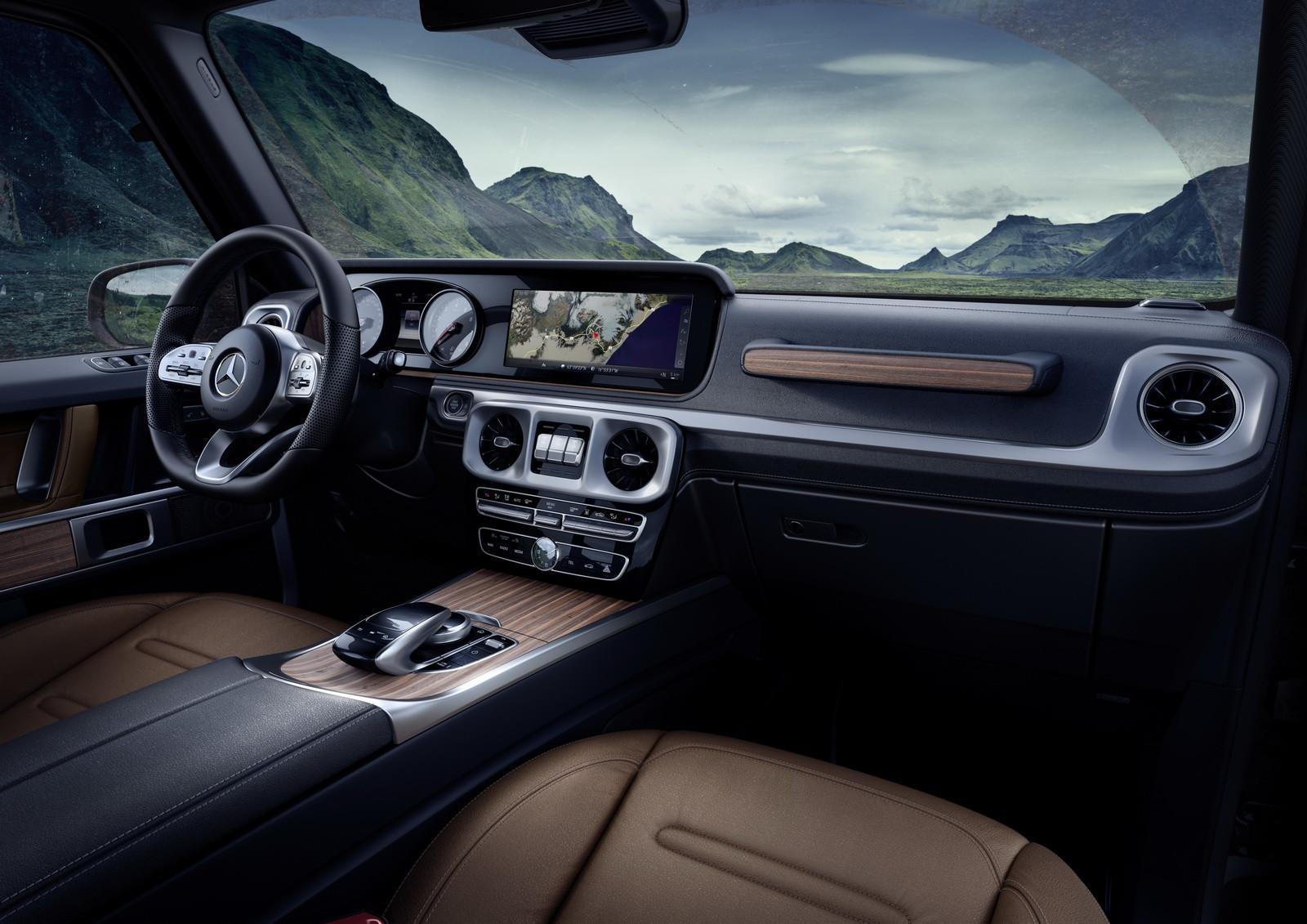 Foto de Mercedes-Benz Clase G 2018, imágenes filtradas (6/24)