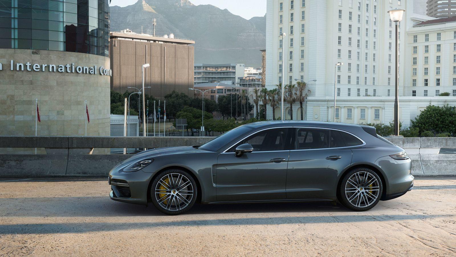 Foto de Porsche Panamera Sport Turismo (8/21)
