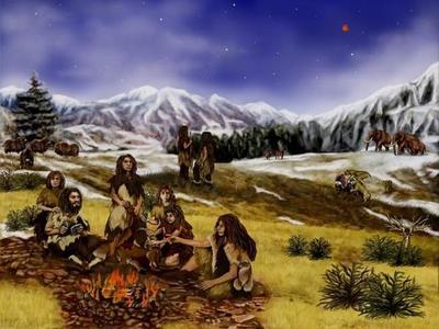 Los excrementos de los neandertales sugieren que disfrutaban una dieta rica en vegetales