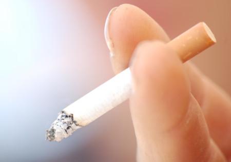 Evita fumar después de hacer deporte