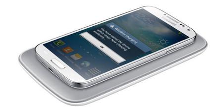 La carga inalámbrica apunta a ser inminente en el Samsung Galaxy S6