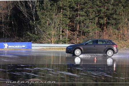 Michelin Alpin 5 - toma de contacto