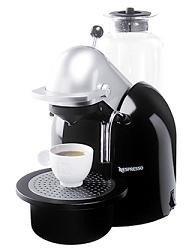 Nespresso y la cafetera Essenza Automática Flowstop