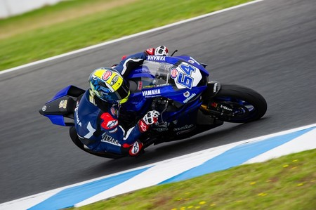 Federico Caricasulo Yamaha Supersport