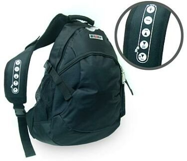iPod Backpack integra tu reproductor con tu mochila