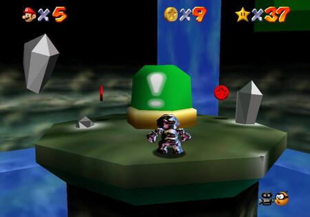 Super Mario 64: cómo conseguir la gorra metálica y su estrella secreta