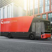 El Volta Zero es un camión eléctrico con 200 km de autonomía y complejo de autobús que repartirá paquetes en los Países Nórdicos