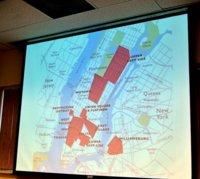 Nueva York, inspiración por barrios para Maybelline NY