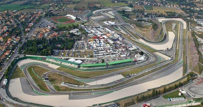 Circuito Misano Simoncelli : El circuito de misano llevará nombre marco simoncelli