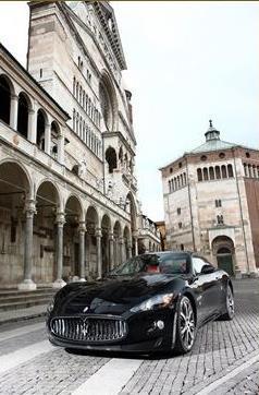 Módena y Maserati