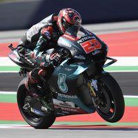Fabio Quartararo ya amenaza a las Yamaha oficiales después de conseguir su tercer podio de la temporada