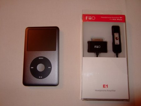FiiO E1 headphone Amplifier: A fondo