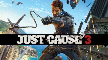 La edición de colección de Just Cause 3 incluye una replica del gancho de Rico y más