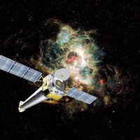 Más de 5.000 agujeros negros en una sola imagen cortesía de la NASA
