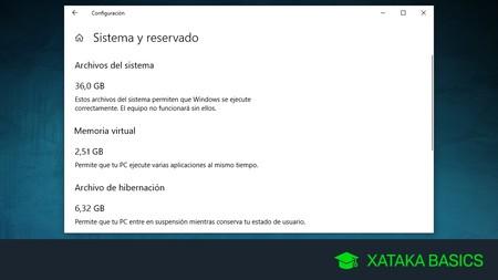 Cómo ver el espacio libre y ocupado en Windows 10, y saber en qué lo estás gastando