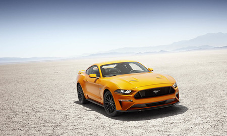 Ford Mustang Gt 5