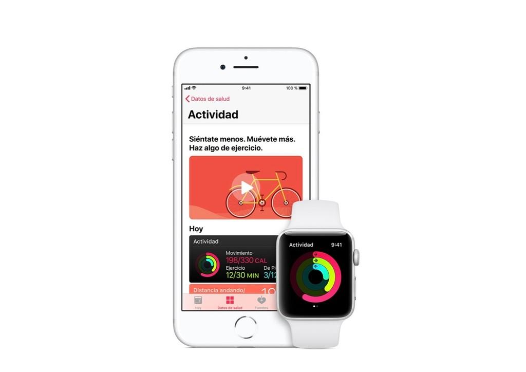 Cómo gestionar la recopilación de datos de Salud en el Apple™ Watch, alguna apps u un accesorio