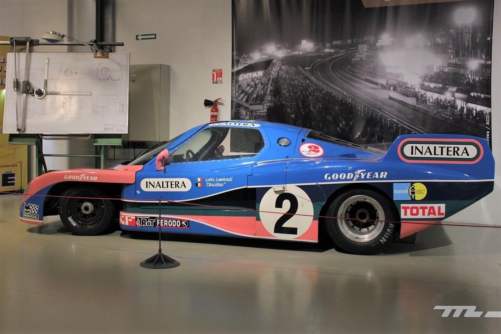 Foto de Museo de las 24 Horas de Le Mans (madurez) (18/45)