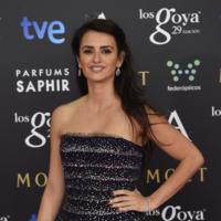 Penélope Cruz vuelve a los Goya vestida de Óscar de la Renta