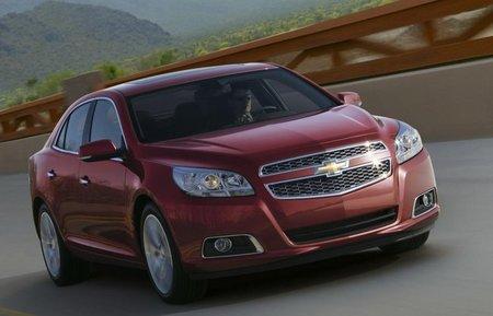 El nuevo Chevrolet Malibu debutará en Fráncfort