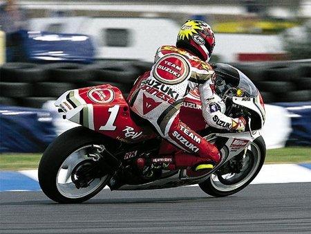 Hayden en Moto2 y Kevin Schwantz con Honda.