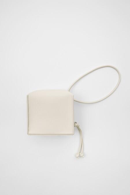 Bolso Piel Zara Mini 01