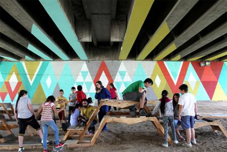 El Puente De Colores Boa Mistura 1
