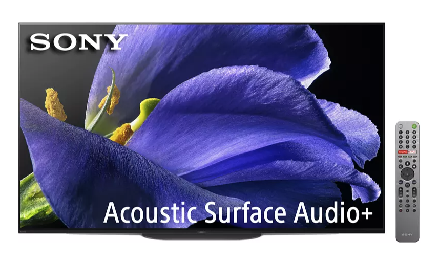 """TV OLED 77"""" - Sony KD-77AG9 Master Series, UHD 4K HDR, Android 8.0, X1 Ultimate Acoustic Surface Audio+"""