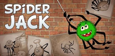 Spider Jack Android Market