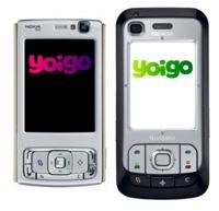 Nokia N95, 6110 Navigator, 6288 y 5700 XpressMusic con Yoigo