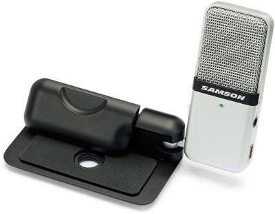Samson Go Mic, asequible micrófono de estilo profesional