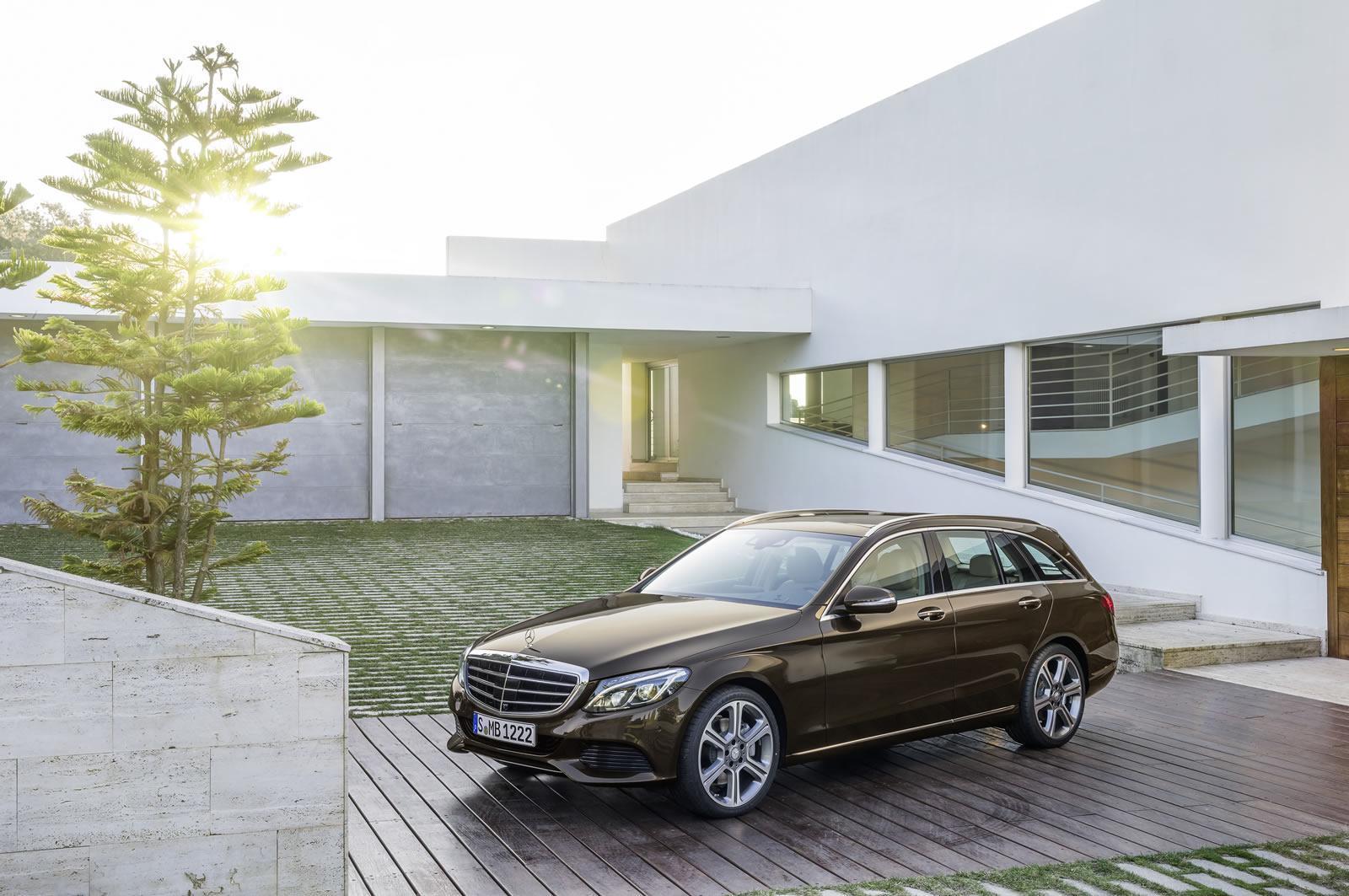 Foto de Mercedes-Benz Clase C Estate 2014 (14/36)
