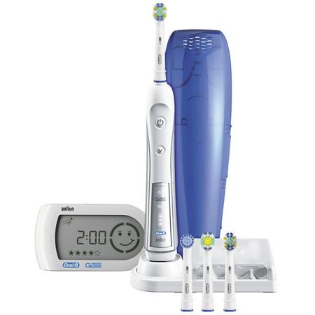 Cepillo de dientes eléctrico Oral-B Professional Care 5000 Triumph con SmartGuide