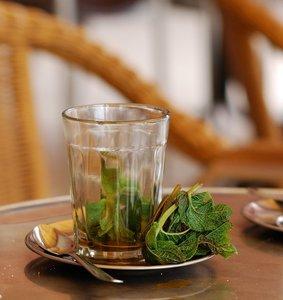 Marruecos y la costumbre de beber té de menta