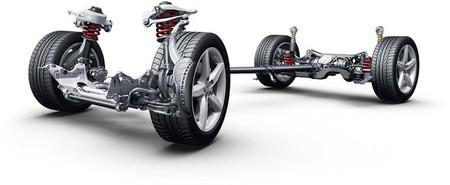 Audi quiere regenerar energía... desde los amortiguadores