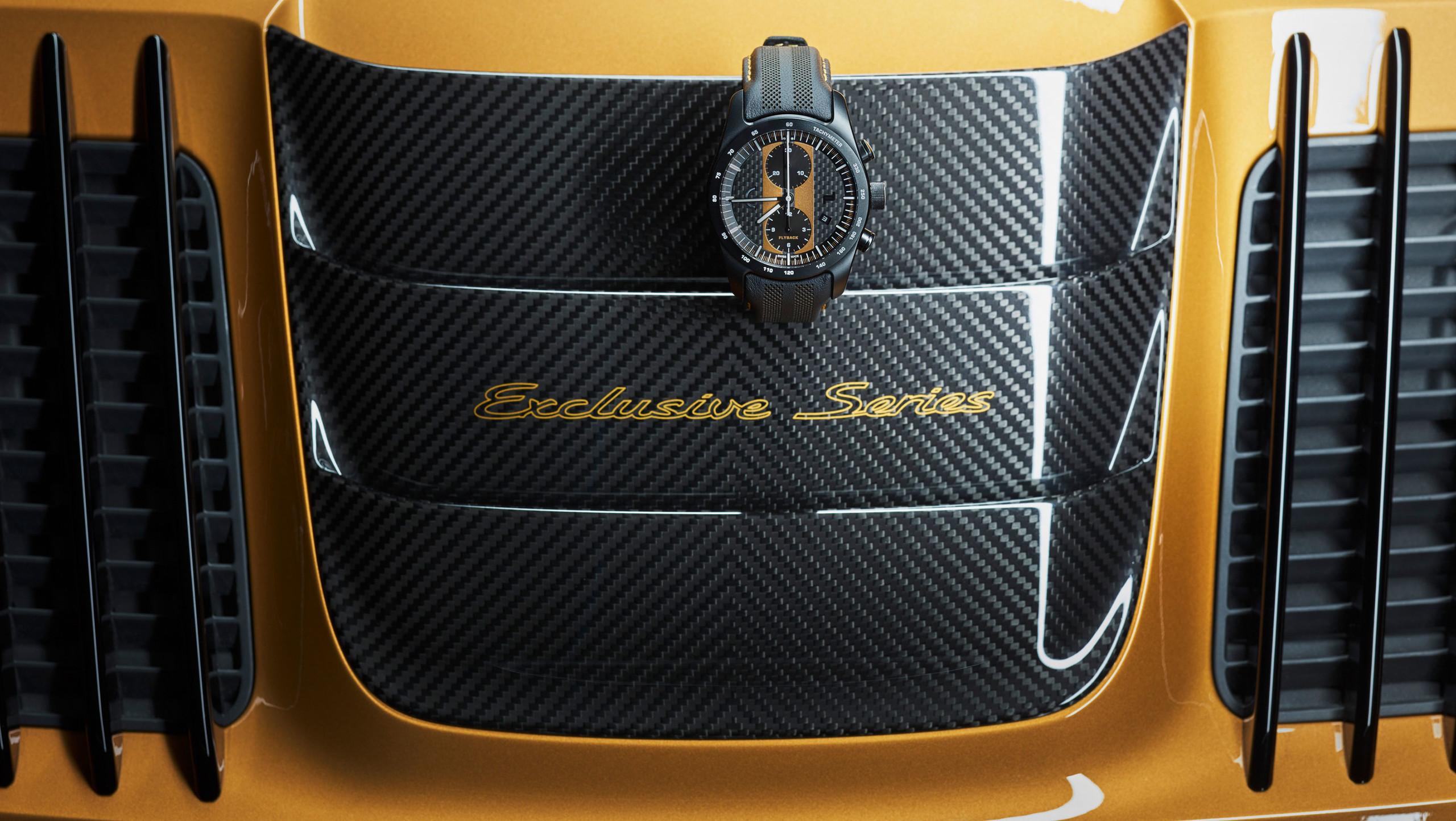 Foto de Cronógrafos Porsche (1/7)