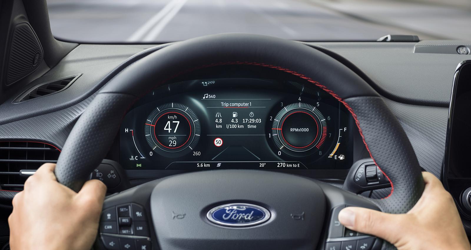 Foto de Ford Puma 2020 (15/23)