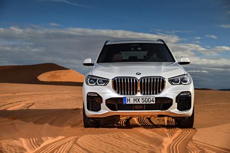BMW X5 2018 frontal