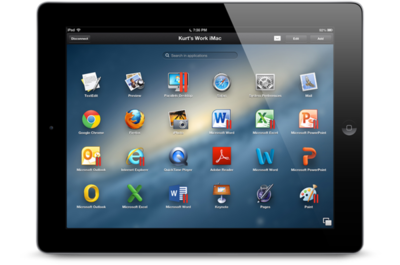 Parallels Access, ejecuta aplicaciones de OS X y Windows en el iPad