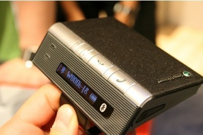 Sony Ericsson HCB-120, manos libres Bluetooth