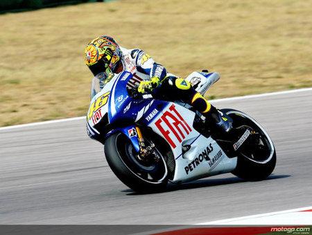 Valentino Rossi, Héctor Barberá y Bradley Smith son la referencia en Misano
