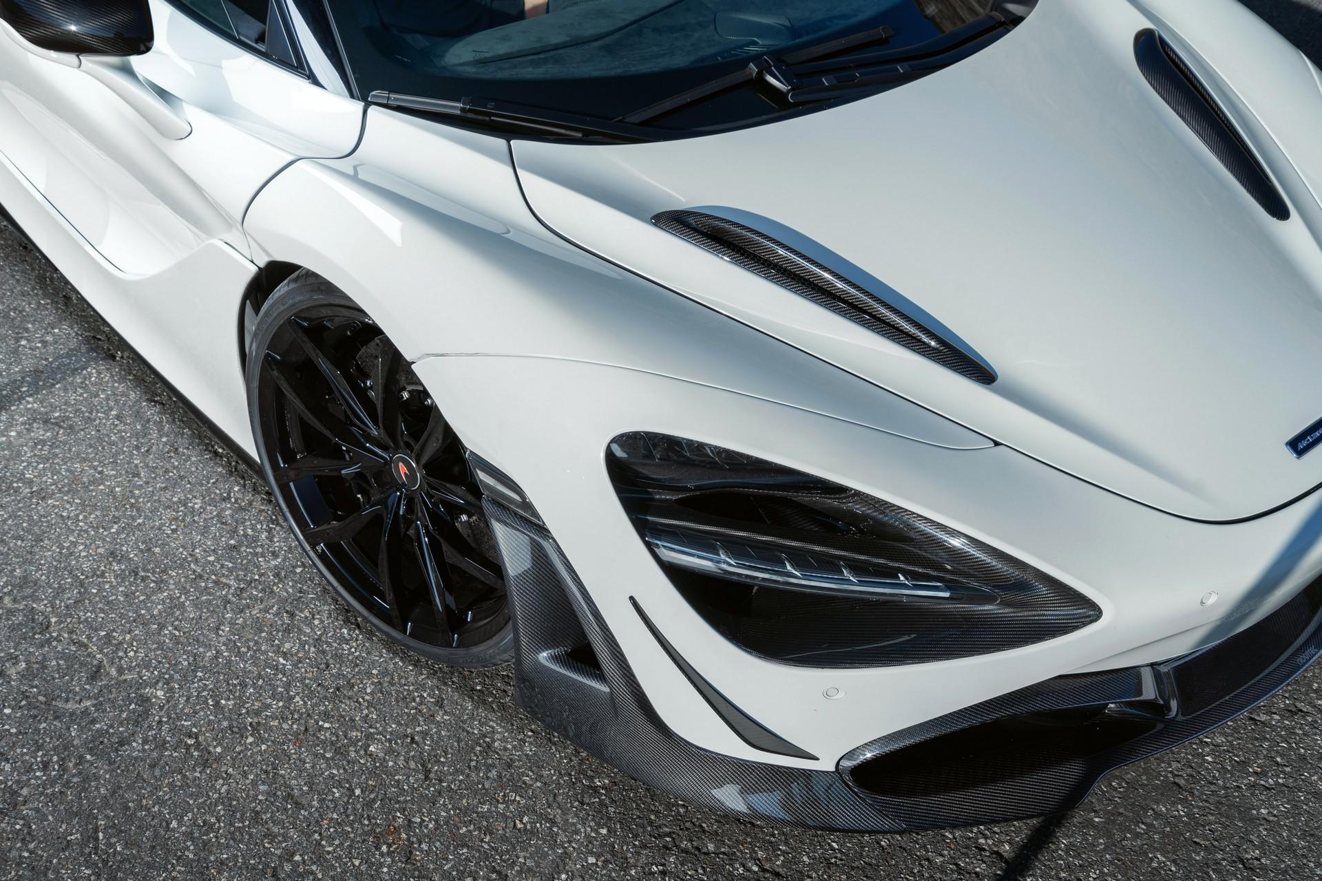 McLaren 720S por Novitec