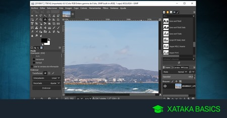 Cómo corregir y nivelar imágenes con horizonte torcido