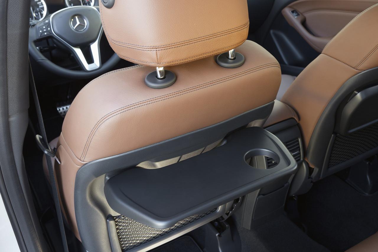 Foto de Mercedes-Benz Clase B (64/104)