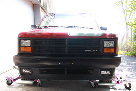 Shelby Dodge Dakota 1989