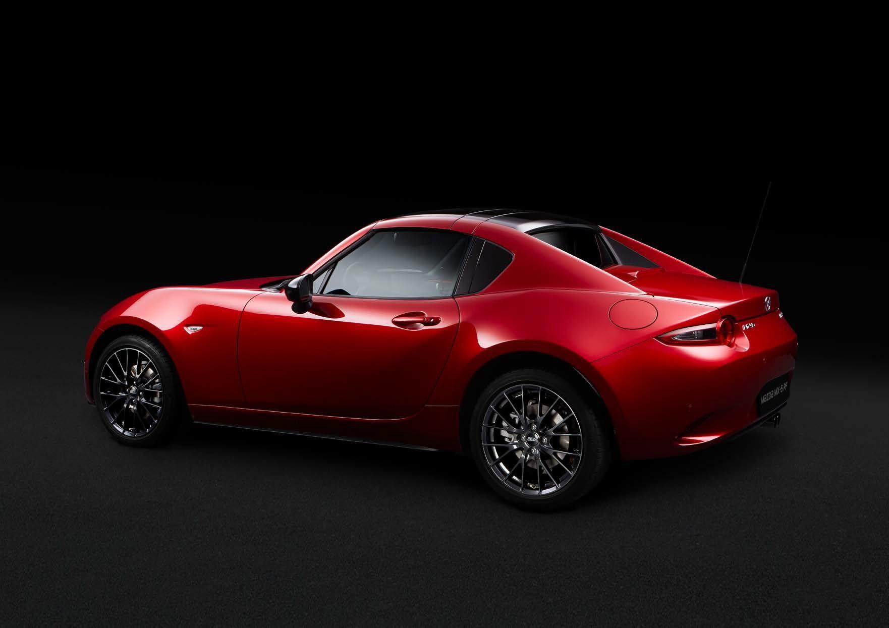 Foto de Mazda MX-5 RF Ignition (3/4)