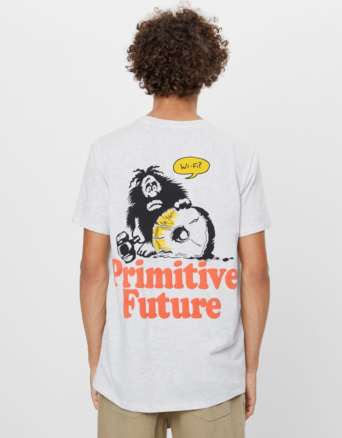 Camiseta Primitive Future