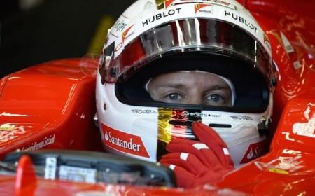Sebastian Vettel Gp Belgica 2015