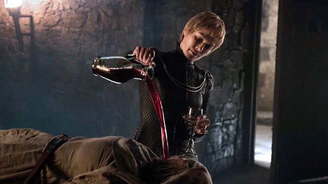 Cersei Lannister, Juego de Tronos