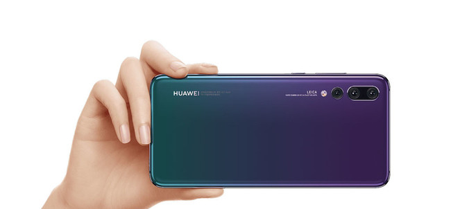Huawei P20 Vs Iphone X Y Demas